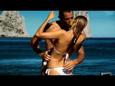 """Dolce & Gabbana Light Blue commercial 2010 //Music:  """"Parlami d'amore Mariu' """" by Tino Rossi (?)"""
