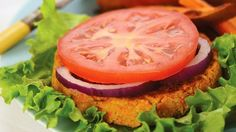 Sneaky Chickpea Burgers Recipe