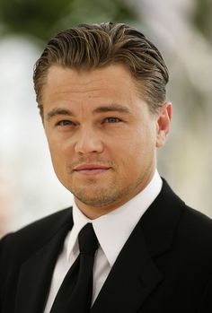 Leo. Give him an oscar just for looking so good!! oh and good acting too.
