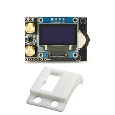 88.48$  Buy now - http://aligfo.worldwells.pw/go.php?t=32738166060 - Supe Deal Realacc RX5808 Pro Diversity Open Source 5.8G 40CH Integrated OLED Receiver With Cover For RC Camera Drone Accessories 88.48$