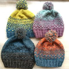 Washi, Knitted Hats, Winter Hats, Diy Crafts, Stone, Knitting, Crochet, Ideas, Rock