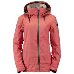 Ride Snowboards Womens Jacket Blackmail Rosy Wool Hounds #snowboard
