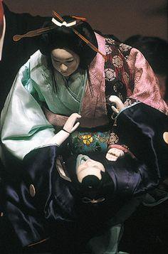 息子たちとの死を選んだ阿古屋「景清牢破りの段」