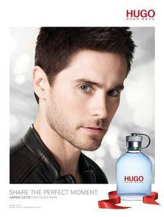 Jared Leto for Hugo Boss Jared Leto, Hugo Men, Hugo Boss, Perfume Adverts, Tv Adverts, Shannon Leto, Conquistador, Just Jared, Film Books