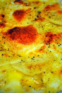 CookingwithSweetface: Easy Scalloped Potatoes