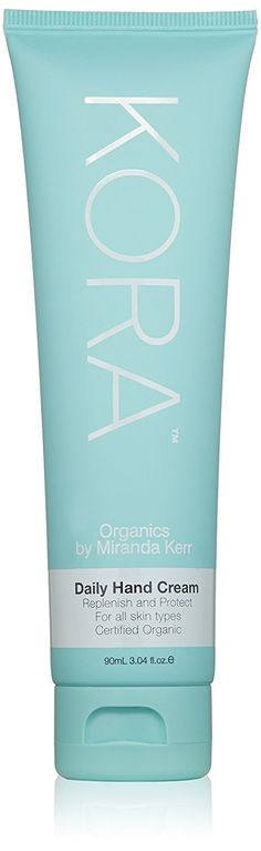 KORA Organics by Miranda Kerr Daily Hand Cream, 3.04 fl. oz. * This is an Amazon Affiliate link. To view further for this item, visit the image link.
