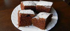 Typowy przepis na ciasto na niedzielę , pochodzący z zapisków mojej mamy, został przerobiony przeze mnie na wersję bezglutenową. Murzynek...