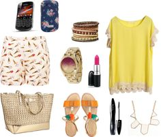 """""""Barbeque Party :)"""" by mclucky16 on Polyvore"""