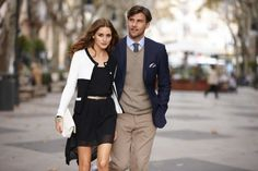 Olivia Palermo and Boyfriend