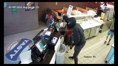 The Metropolitan Police Department seeks the public's assistance in locating two persons of interest in reference to an Armed Robbery of an Establishment (Gun) incident which occurred in the 4400 block of Wisconsin Avenue, NW, on Wednesday, July 4, 2018 at approximately 1:06 PM. The subjects were captured by the establishment's surveillance cameras.