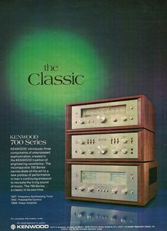 KENWOOD 700 SERIES