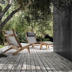 Gloster Furniture Bay Reclining Chair Outdoor S Garden