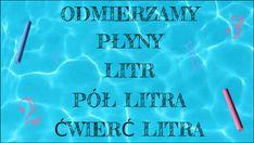 Odmierzamy płyny by Beata Tomaszewska on Genially Presentation, Teacher, Neon Signs, Education, Speech Language Therapy, Professor, Teachers, Onderwijs, Learning