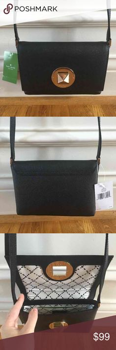 ❗️SALE❗️$155 Kate Spade crossbody New with tags $155 Kate Spade sally crossbody in newbury lane in black// brand new, perfect condition, never worn before. kate spade Bags Crossbody Bags