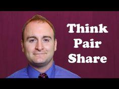 How to do a Think Pair Share - TeachLikeThis - YouTube