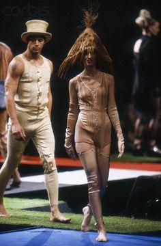1992 - Jean Paul Gaultier show