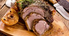 When the cooler weather sets in, you can't beat a lamb roast! Nothing brings the family together like a lamb roast so learn how to cook the perfect roast in a few simple steps. Lamb Recipes, Gourmet Recipes, Cooking Recipes, Garlic Recipes, Carne Asada, Smoked Lamb, Roast Lamb Leg, Roast Beef, Easter Lamb