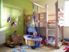 Hochbett mitwachsend | Billi-Bolli Kindermöbel