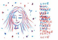 love peace fun