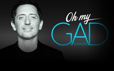 French stand-up comedy star Gad Elmaleh performs in English! | May 3-5, 2016