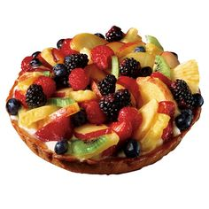 Wegmans Fruit Tart...I love these!