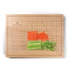 OCD cutting board - This might be necessary.