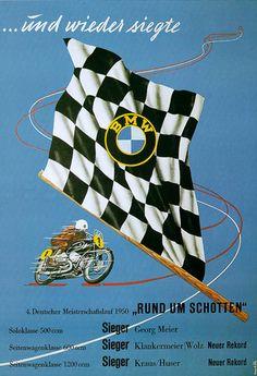 1935 BMW Ad