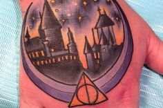 33 Harry Potter Tattoos That Are Portkeys To Your Childhood. If only i wasn't afraid of needles I would probably be covered in these