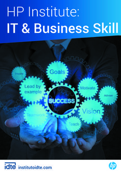 HP Institute- IT & Business Skill