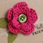 20+ Lovely Crochet Flowers: {Free Patterns & Instructions}