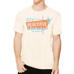 Beautiful Tomorrow Tee