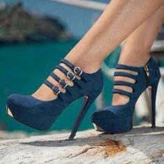 I love shoes  2013 Fashion High Heels 