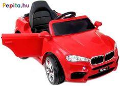 Baby Maxi szuper vagány járgány, amely a BMW MX6 autót valósítja meg gyerkőc változatban! Masszív, strapabíró, így használata igen időtálló, továbbá kiváló felszereltséggel rendelkezik mind a kényelem, mind a biztonság tekintetében. Gyerkőcöd egyedül is vezetheti, azonban amennyiben úgy érzed, hogy még segítségre van szüksége, abban az esetben a távirányító segítésével te is irányítani tudod a járgányt!    Jellemzői:  - Beépített FM rádió  - 2x 6v 4.5ah  - 2 nagy teljesítményű motor… Usb, Toys, Products, Activity Toys, Clearance Toys, Gaming, Games, Toy, Gadget