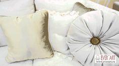 Canapele elegante la comanda in Bucuresti_EverArt Chesterfield, Bed Pillows, Pillow Cases, Pillows