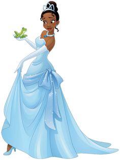 Princess Tiana and Prince Naveen as a Frog Tiana Disney, All Disney Princesses, Disney Wiki, Cute Disney, Disney Magic, Black Disney Princess, Princess Fairytale, Barbie Princess, Princesa Tiana
