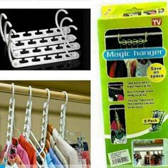 See On Tv, Home Organization, Organizers, Four Square, Clothes Hanger, Ph, How To Get, Magic, Check