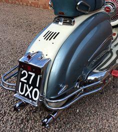 Nev Cope series one Piaggio Scooter, Scooter Bike, Vespa Lambretta, Motor Scooters, Vespa Scooters, Vespa 150, Retro Scooter, Reverse Trike, Italian Style