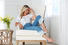 Shop your new favorite accessories at Mud Pie! #mudpiegift #summer #spring #purse #accessories Posh Boutique, Beach Tunic, Blue Ombre, Women's Summer Fashion, Leggings Fashion, Affordable Fashion, Flare Jeans, Cotton Spandex, Clothes For Women