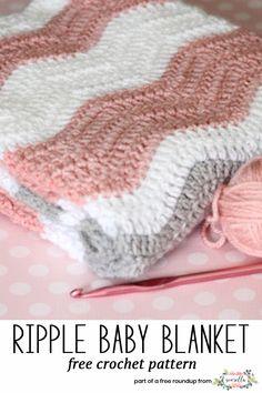 20+ Free Crochet Blanket Patterns with Lots of Tutorials f6f692f69