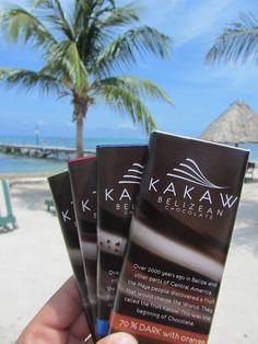 100% Made In San Pedro, Belize: Delicious Kakaw Chocolates - San Pedro Scoop