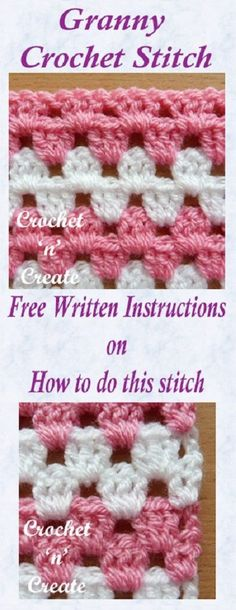 The 1391 Best Crochet Stitches Tutorials Images On Pinterest In