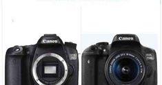 Về cấu tạo và hình dáng bên ngoài hai sản phẩm của Canon EOS 750D và Canon EOS 700D trông rất giống nhau. Tuy nhiên tính năng của chúng lại có sự khác biệt rõ ràng bài viết sau đây sẽ giúp bạn phân biệt so sánh giữa 2 dòng máy ảnh Canon EOS 750d và Canon EOS 700d.  Theo đánh giá của chuyên gia so với Canon EOS 700D máy ảnh Canon EOS 750D có nhiều hơn tính năng mới. Máy ảnh Canon EOS 750D (Rebel T6i) có thể nói đã thu hẹp khoảng cách giữa người mới bắt đầu với DSLR của Canon và người có đam…