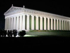 Is it weird that I want to get married at the Parthenon and I am a Christian? It is just so pretty! (Nashville, TN)