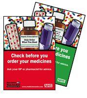 Medicine Waste brochure