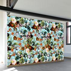 Vintage Garden Wall Mural - WallsNeedLove