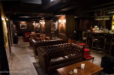 gentlemen's club interior - Google Search