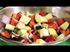 Chef Craig Orrell Creates the Roasted Vegetable and Whole-Grain Salad From Disneyland Park