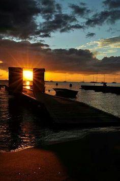 Boqueroñ , Cabo Rojo Puerto Rico.....Photo by Lus Miosotys Ortiz
