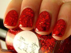 steffels.: Lynnderella Ruby Red Ruby