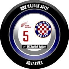 DNZ Football Buttons: HNK Hajduk Split